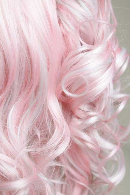 Cotton Candy Couleurs de Cheveux-8