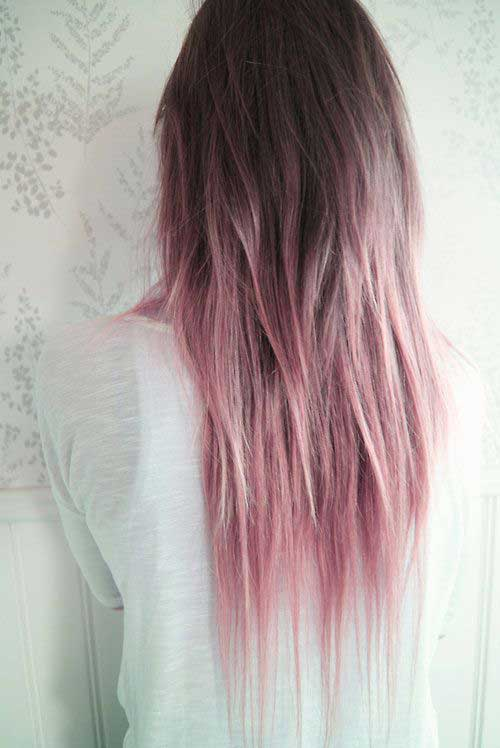Cotton Candy Couleurs de Cheveux-9