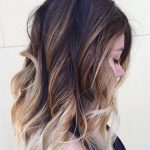 Caramel-Highlights-on-ashy-brown-hair-450x500