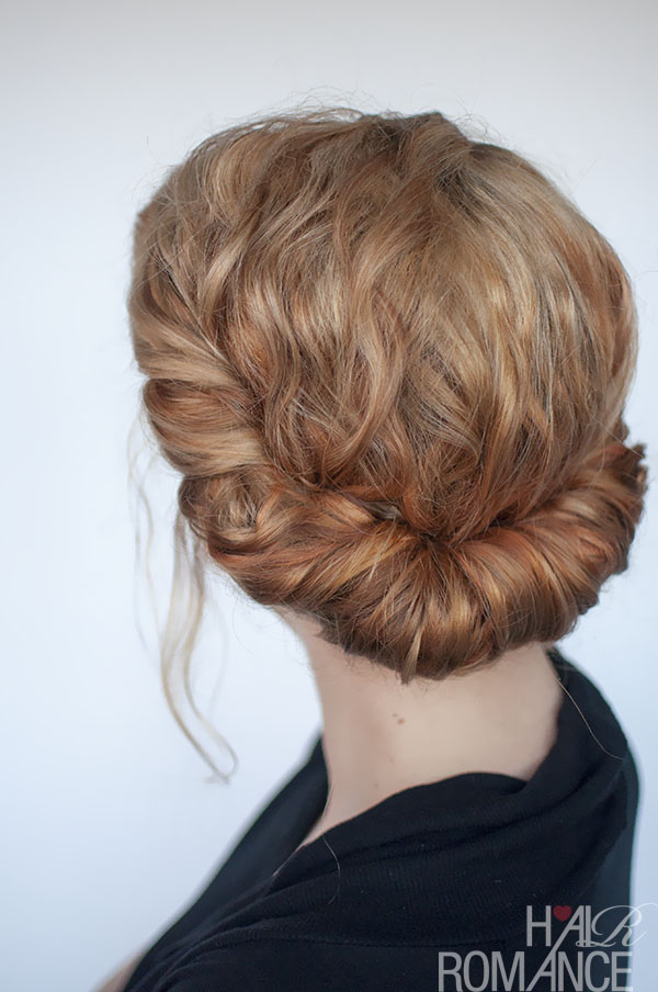 Headband-Updo-Hairstyle