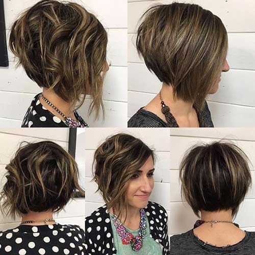 Highlights-for-Short-Hair-2017