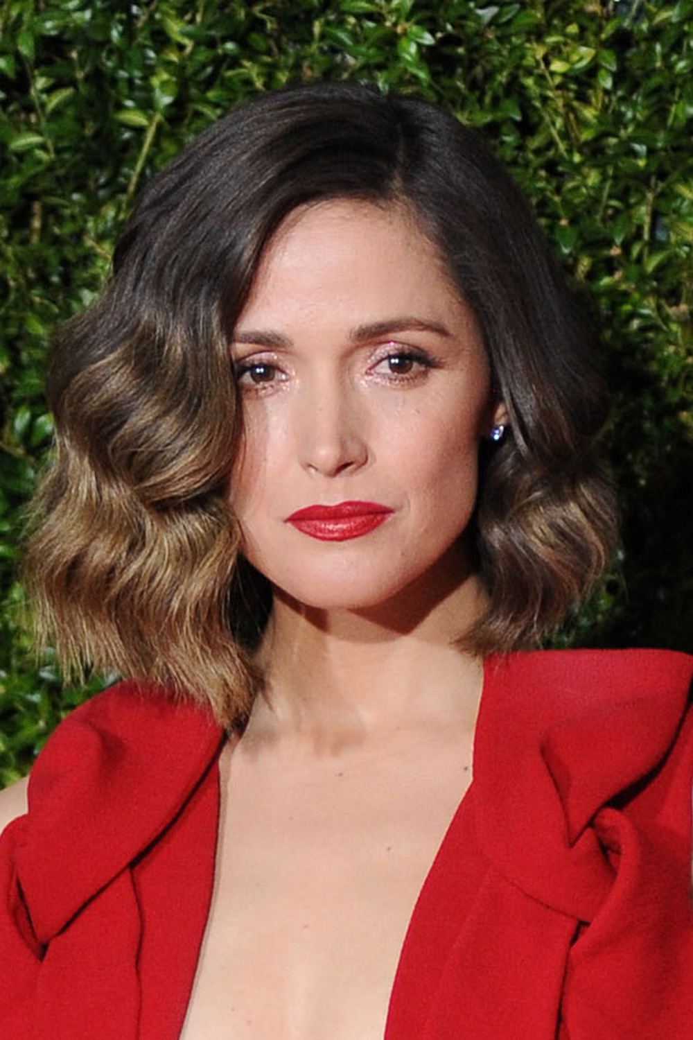 Rose Byrne brown bob coiffures