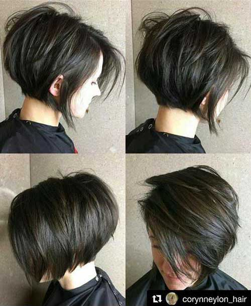 Short-Haircut-Brunette