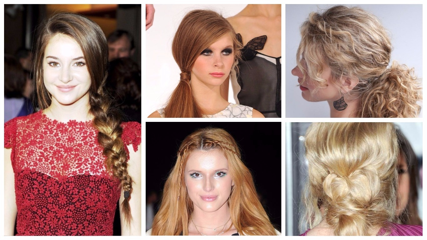 hairstyles-for-school-girls