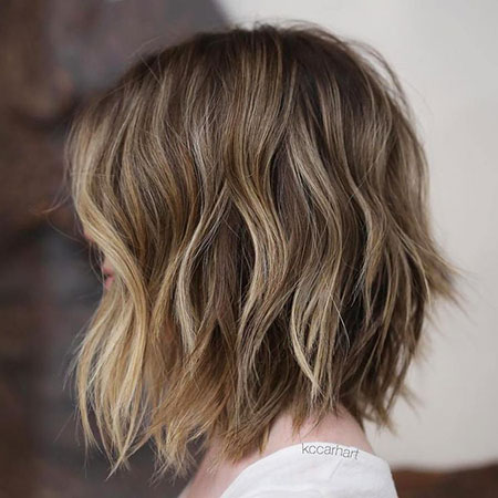 Faits saillants Bob Balayage de Bob Brown longs