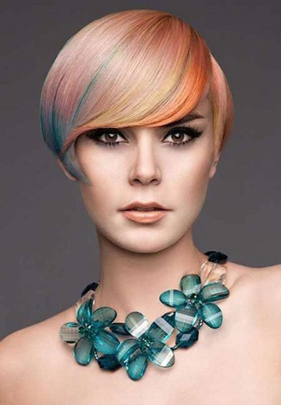 Tendances Printemps / Eté Haircolor 2017