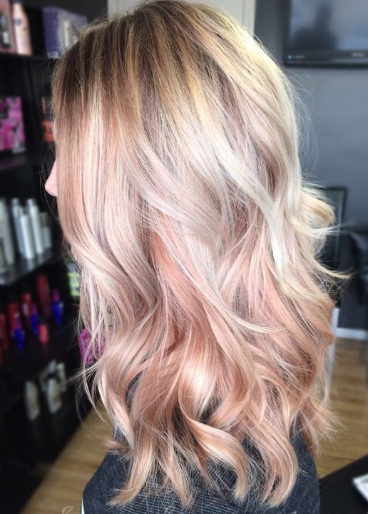2017 Tendances Printemps / Eté Haircolor 34