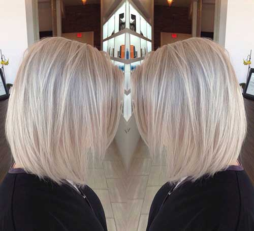 Short Hairdos Blonde