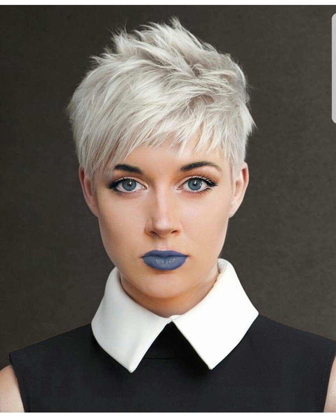 Facile Pixie Haircut Trends