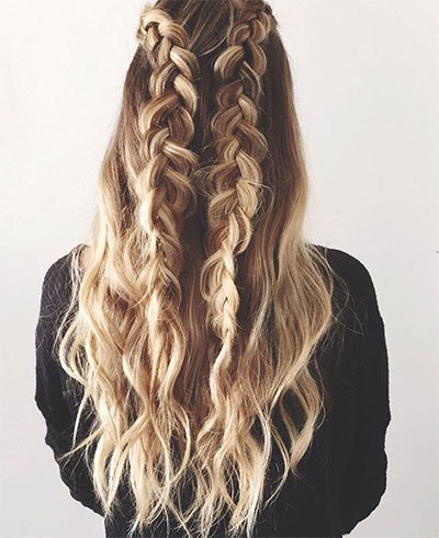 15-Amazing-Summer-Hairstyle-Tresses-Pour-Filles-Femmes-2017-1