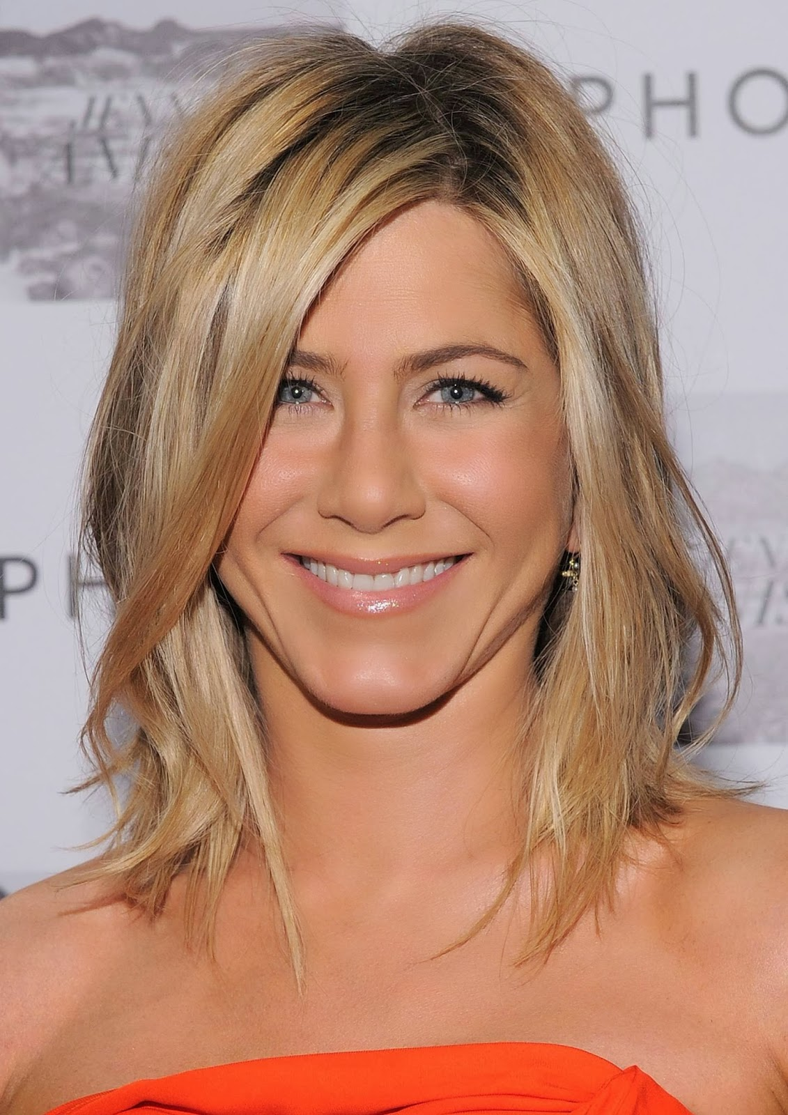 Coiffure de Jennifer Aniston