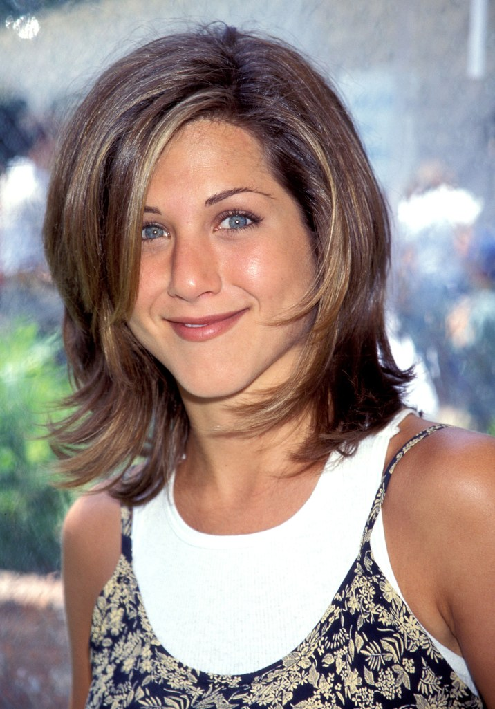 Coiffure Jennifer Aniston