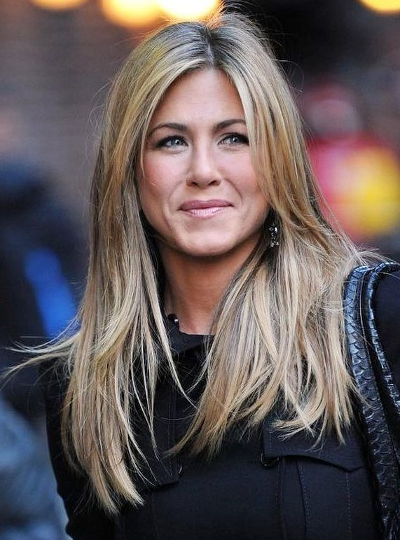 Jennifer Aniston Coiffure