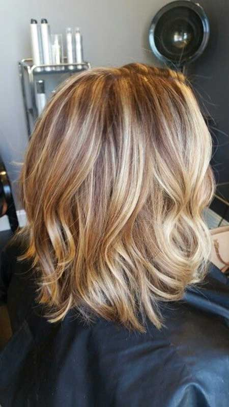Balayage, Highlights, Balayage Blonde