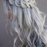 mermaid-half-updo-for-women-with-thin-hair-450x691