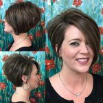 Brunette-Short-Haircut