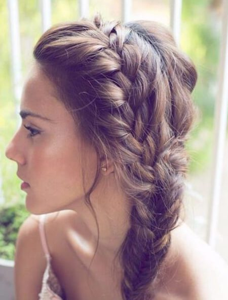 Fishtail-and-French-Braid-450x590
