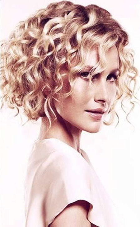 Courts Cheveux Blonds Courts