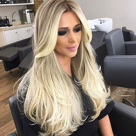 Cheveux blonds Lara Blondes