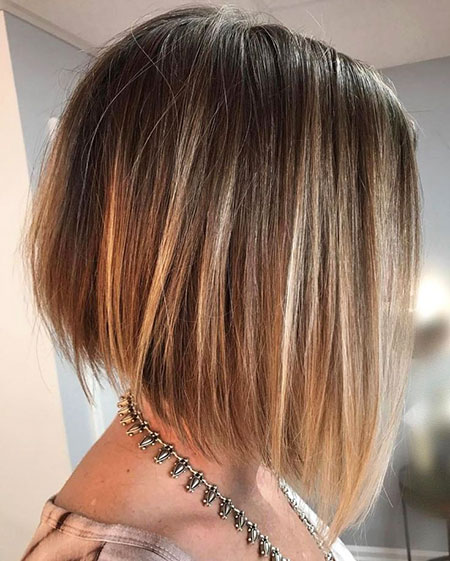 Blonde Bob, Bob Cheveux aux angles fins