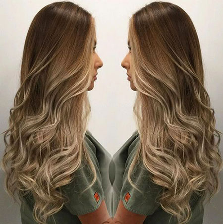Hair Balre Blonde Ombre