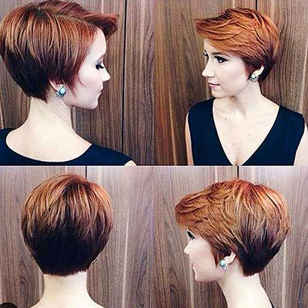 Pixie Short Bob Hairtyles