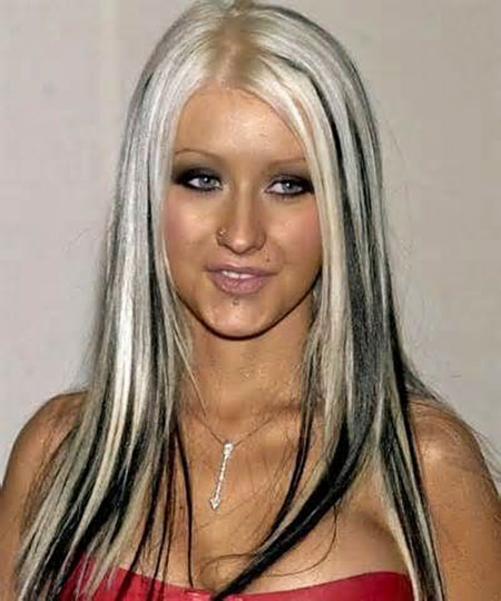 Hairtyles en couleur de cheveux blonds